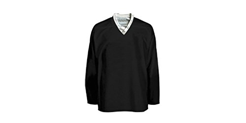 Pearsox Reversible Hockey Jersey (XL, Black)