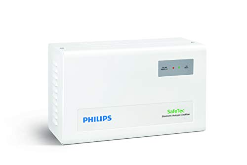 Philips Safetec Electronic Voltage Stabilizer for AC Up to...