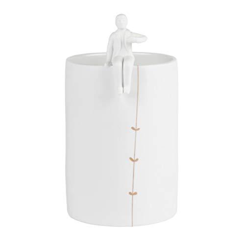 Räder Living Porzellangeschichten Vase Gärtner Dia:10cm H:18cm