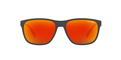 Arnette 0AN4257 Gafas de sol, Matte Grey, 57 para Hombre
