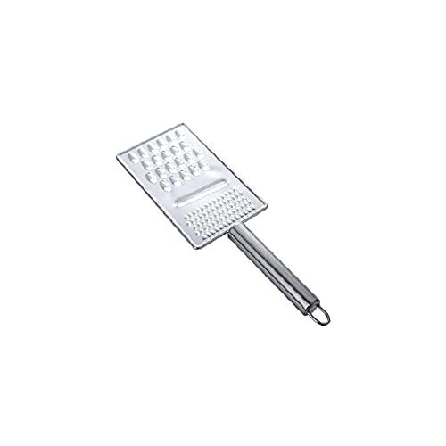 FDJLFJ Grattugia Per Uso Domestico Grattugia In Acciaio Inossidabile Multifunzione Portatile Per Carote Grattugia Per Patate Artefatto Per Uso Domestico Facile Da Pulire Una Varietà Di Impugnature Arr