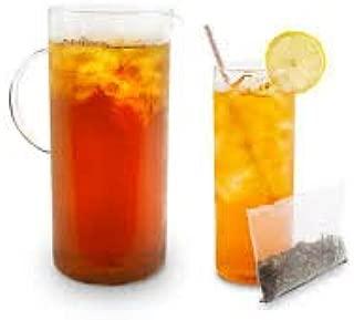 Adagio Teas White Blueberry Cold Brew Iced Tea Bags, Low Caffeine Level, 8 quart sized teabags
