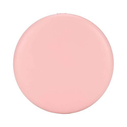 Miroir de maquillage LED 10x grossissant miroir de maquillage grossissement pliant miroir cosmétique réglable rond miroir de maquillage portable rond facile à ranger et à transporter