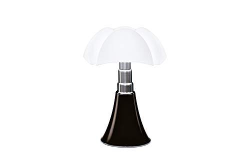 Martinelli Luce 620/MA Pipistrello tafellamp, nertskop