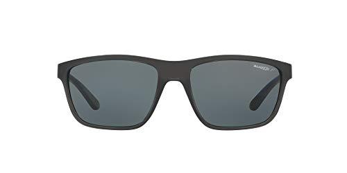 Arnette Booger, Gafas de Sol para Hombre, Gris (Transparente Grey), 61