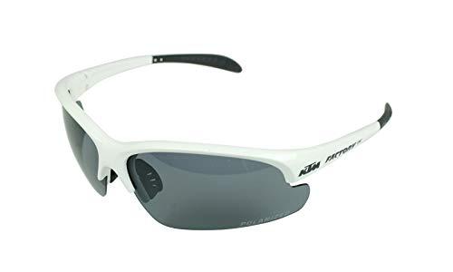 KTM Sonnenbrille Factory Line MTB Bikebrille UV 400 - Polarisiert - Softbügel