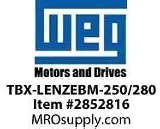 WEG TBX-LENZEBM-250/280 TERMINAL BOX FOR LENZE 250/280 Motores