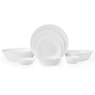 Livingware™ Winter Frost White 50p Dinnerware Set | Corelle®