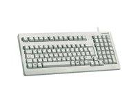 Cherry G80-1800 Comfort Line Tastatur (Franzözisch, PS/2, USB) schwarz