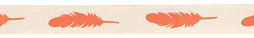 Washi Tape Poetic Botanic 1,5 cm 2 Rouleaux - Mega