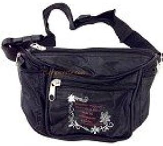 Amazon.com : Bolso Para Cintura (Fanny Pack), Tela Polyester Negro, Muchas Mujeres Hicieron El Bien, Proverbios 31:29 : Sports & Outdoors