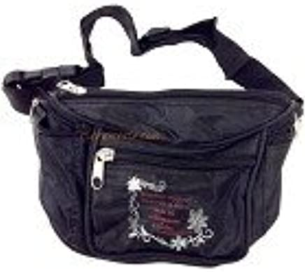 Amazon.com : Bolso Para Cintura (Fanny Pack), Tela Polyester ...
