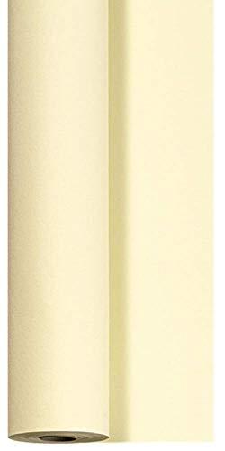 Duni Dunicel® Tischdecke Cream, 1,18m x 40m, 185485 Tischdeckenrolle
