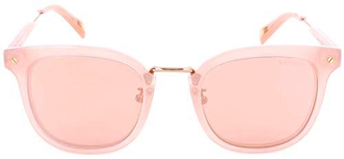 Lavin Lanvin Sonnenbrille SLN769G 2G1R 53 24 145 Rechteckig Sonnenbrille 53, Pink