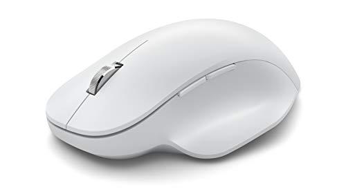 Microsoft Bluetooth Ergonomic Mouse - Souris Bluetooth Ergonomique - Gris Glacier