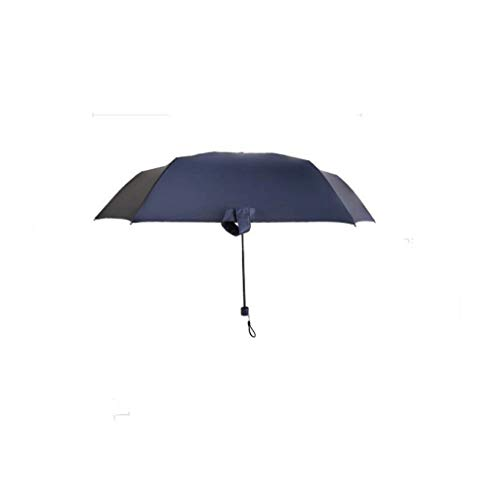 HQQSC Paraguas Anti-Ultraviolet Light Ultra-Light Plegable Sun Paraguas Lluvia, Paraguas Mujer Paraguas