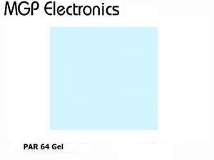 Par 56 / Parcan 56 Gel - Stage Lighting Filter 063 Pale Blue