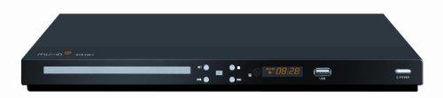 Muvid DVD 206-5 DVD Player (MPEG4, HD-Ready 1080p, CD-MP3 Konverter, HDMI-Anschluss, USB) schwarz