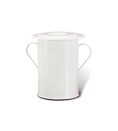 Giganplast Vaso Comodo, Bianco, 34 Centimetri