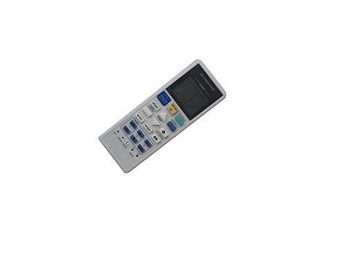 IOUVS Telecomando for Panasonic A75C4143 CS-E7NKR CS-E15MKR CS-E18MKR CS-RZ80TKR CS-U35TKR CS-U80TKR condizionatore d'Aria