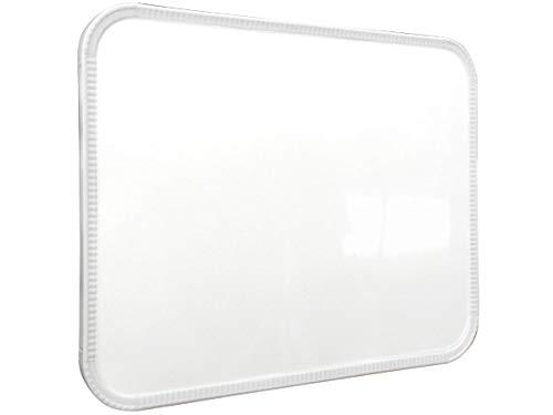 Memo whiteboard 35 x 28 cm Office Board Whiteboard Magnet Board Writing Board Pinboard Model KB01AZ