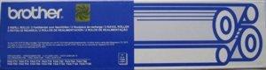 2 x Brother Druckfolie für FAX T 104, Inkfilm für T104, je140S.
