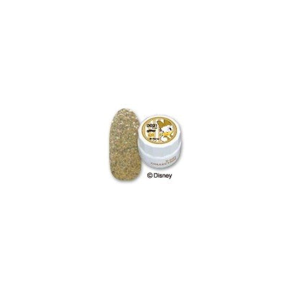 マラドロイト子犬ビートT-GEL COLLECTION カラージェル D021 ゴールド 4ml