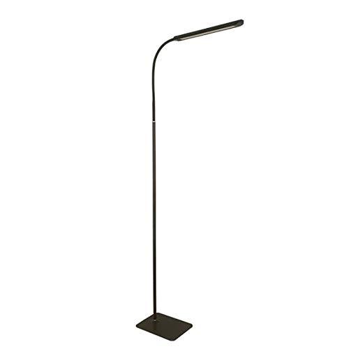 OWEM Stehlampe Moderne Minimalistische Super Helle Stehleuchte Nordische Minimalistische Augenschutz LED-Lampe Lesen Verwendet Lernzimmer Schlafzimmer