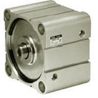 SMC CDQ2B160-30DCZ Compacte cilinder, dubbelwerkend, enkele staaf, grote boor