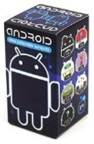 conveniente Google Google Google Android Mini Collectible Figures, Series 3 (1 Blind Box) Assorted Single by Google  descuento de bajo precio