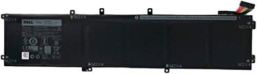 Dell XPS 15 9550, Precision 15 5510 84WHr 6-Cell Primary Battery 1P6KD 4GVGH