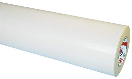 Way Extra 25 m2 (100 cm x 25 m) weekmakerbestendige herverwijderbare drooglijm textiel CV-lijm voor vloerbedekking