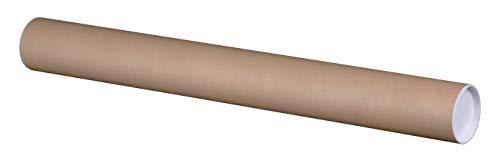 Versandrolle | Durchmesser 50 mm | Länge 305 bis 940 mm | 10 Stück | aus Karton mit Deckel (940 mm) | Movepack