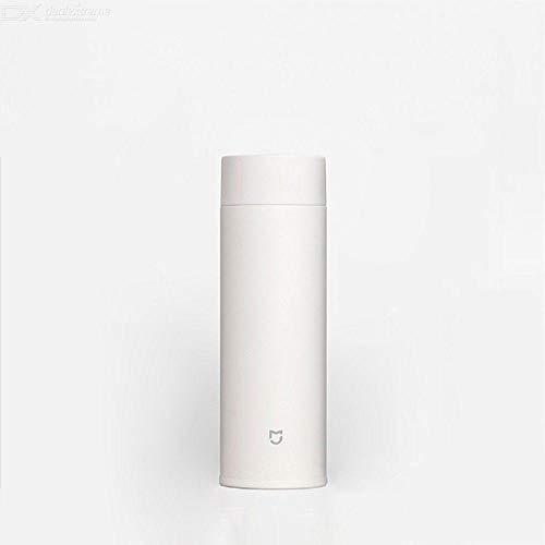 Xiaomi Botella termo de viaje de 350 ml, color blanco