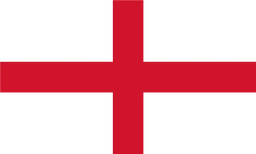 My Planet Large 5'x3' England St George Cross Flag Premium Quality English Supporter Fans Decoration Flag