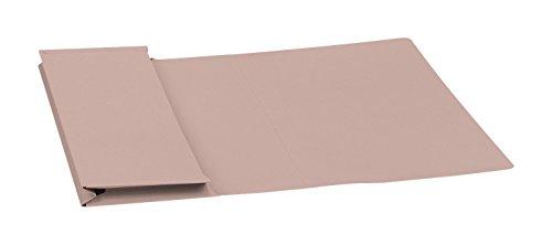 Guildhall PW3-BUFZ color beige Carpeta para documentos 50 unidades, tama/ño folio, 315 g//m/², 356 x 254 mm, con solapa
