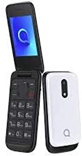 Alcatel 2053D Dual Sim Pure white