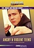 Sex Drugs and Violence Series -- for Grades 6 and Up -- Angry and Violent Teens -- New Dimension Media