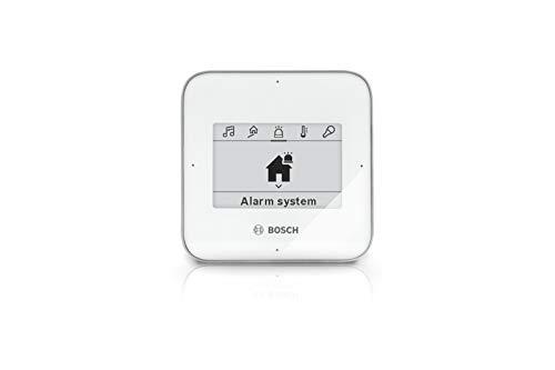 Bosch Smart Home Control remoto por radio Twist de Bosch Smart Home con función de alarma: activación o desactivación fácil y rápida del sistema de alarma