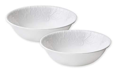 Corelle Livingware Bella Faenza 1-Quart Serving Bowl, Set of 2