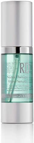 SH RD Nutra Therapy Shine Serum Defrizz UV Thermal Color Protection Intense Shine and Softness product image