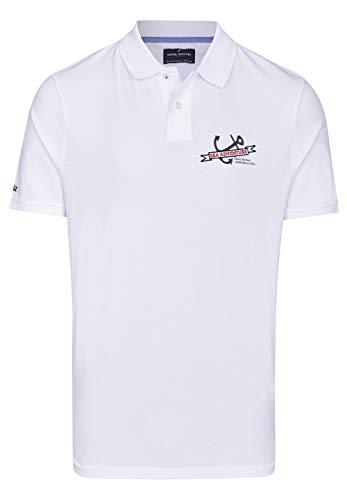 Daniel Hechter Herren Maritimes Polo-Shirt