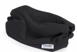 CAMON- Paraorecchie Nero per Cani 28 x 33 cm