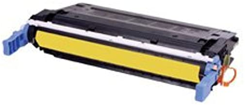 Ink Now Premium Compatible Yellow Toner for HP Color LaserJet 4700, 4700DN, 4700DTN, 4700N printers, OEM Part Number Q5952A Page Yield 10000