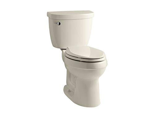 KOHLER K-3589-95 Cimarron Chair Height Toilet