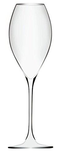 AlsaceCadeau 6 Flûtes JAMESSE Initial 30 cl - cristallin