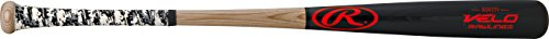 Rawlings  Velo Ash -3 with Ultra Thin Tac Grip Wood Bat