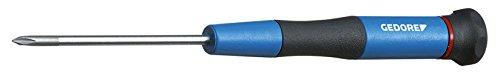 Gedore 165 PH 00 - Destornillador para electrónica PH 00