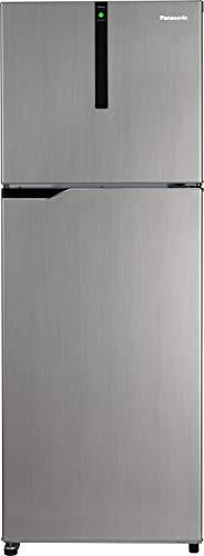 Panasonic 307 L 3 Star ( 2019 ) Inverter Frost-Free Double-Door Refrigerator (NR-BG311VSS3, Shining Silver)