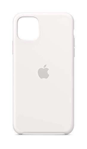 Apple Funda Silicone Case (para el iPhone 11 Pro MAX) - Blanco